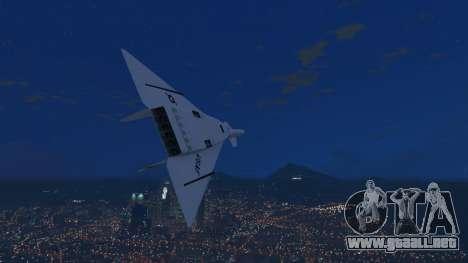 GTA 5 XB-70 Valkyrie octavo captura de pantalla