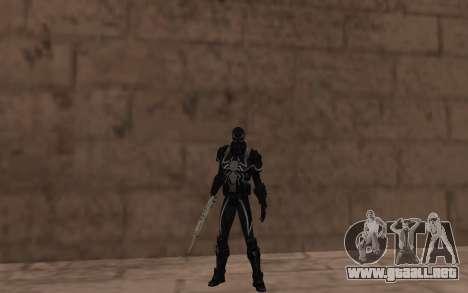 Agente de Veneno por Robinosuke para GTA San Andreas tercera pantalla