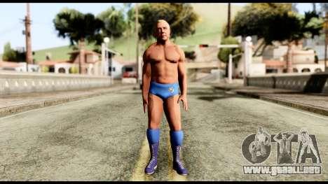 WWE Ric Flair para GTA San Andreas segunda pantalla