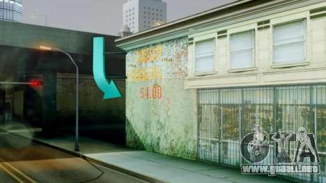 Akatsuki ORB-01 ENBSeries ReShade para GTA San Andreas sucesivamente de pantalla
