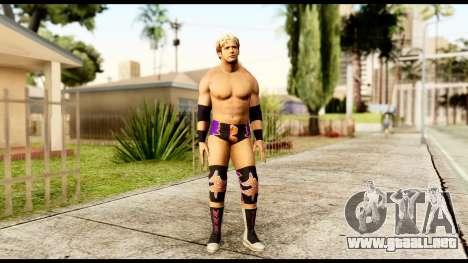 Zack Ryder 1 para GTA San Andreas segunda pantalla