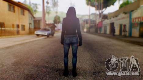 Jessica Jones para GTA San Andreas tercera pantalla