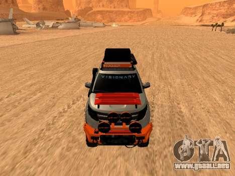 Ford Explorer 2013 Off Road para GTA San Andreas left
