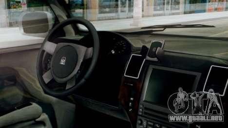 GTA 5 Albany Cavalcade II para la visión correcta GTA San Andreas