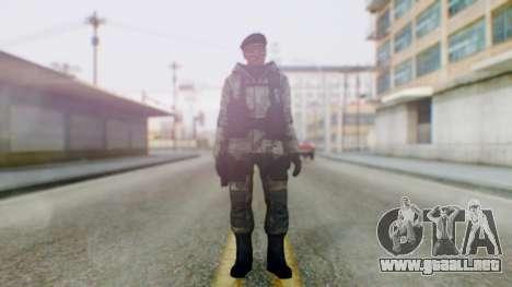 Counter Strike Online 2 Arctic para GTA San Andreas segunda pantalla