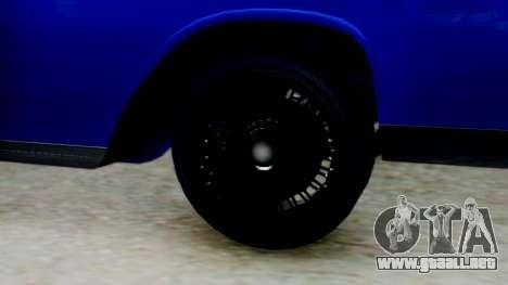 GTA 5 Vapid Chino Tunable IVF para la visión correcta GTA San Andreas