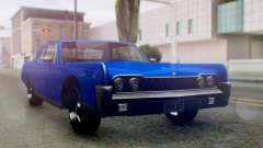 GTA 5 Vapid Chino Tunable IVF para GTA San Andreas