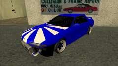 Nissan Skyline R32 Drift