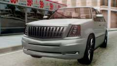 GTA 5 Albany Cavalcade II para GTA San Andreas