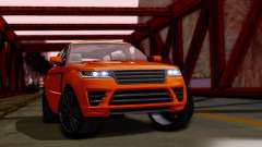 GTA 5 Gallivanter Baller LWB para GTA San Andreas