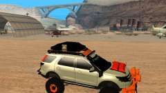 Ford Explorer 2013 Off Road para GTA San Andreas