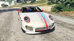 Porsche 997 GT2 RS [race] para GTA 5