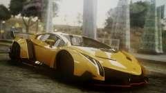 Lamborghini Veneno 2012 para GTA San Andreas