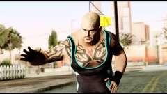 WWE Tensai para GTA San Andreas