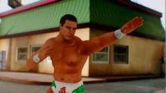 WWE Alberto para GTA San Andreas