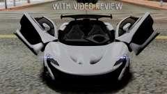 McLaren P1 GTR-VS 2013 para GTA San Andreas