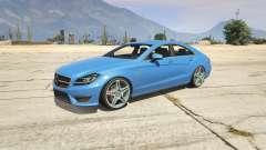 Mercedes-Benz CLS 6.3 AMG 1.1