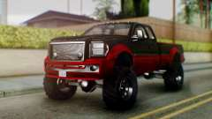 GTA 5 Vapid Sandking SWB IVF para GTA San Andreas