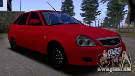 VAZ 2172 KBR para GTA San Andreas