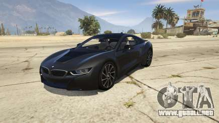 2015 BMW I8 para GTA 5