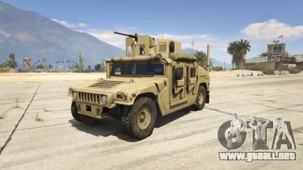 M1116 Humvee Up-Armored 1.1 para GTA 5