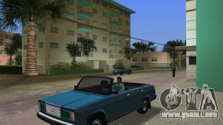 VAZ 21047 Convertible para GTA Vice City