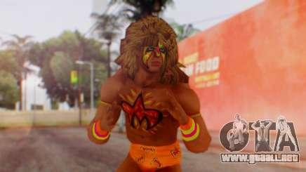 U Warrior para GTA San Andreas