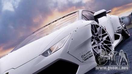 Lamborghini Huracan 2013 Liberty Walk [SHARK] para GTA San Andreas