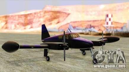 GTA 5 Western Company Cuban 800 para GTA San Andreas