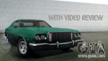Ford Gran Torino 1974 IVF para GTA San Andreas