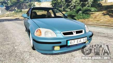 Honda Civic 1997 para GTA 5