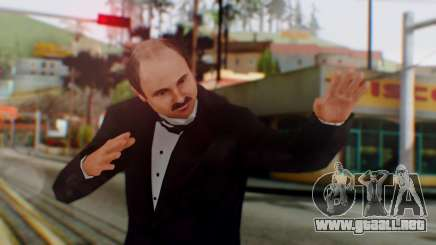 Howard Finkel para GTA San Andreas