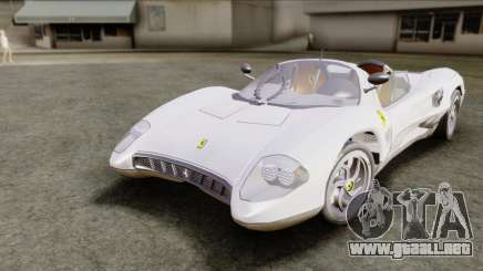 Ferrari P7 Yrid para GTA San Andreas