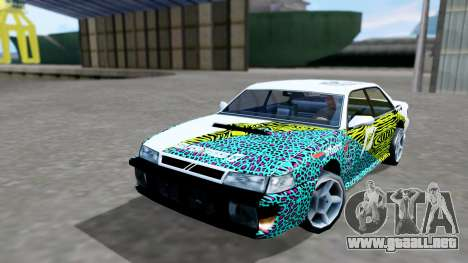 Sultan 4 Drift Drivers V2.0 para GTA San Andreas