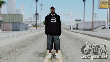 New Sweet para GTA San Andreas segunda pantalla
