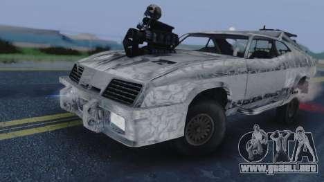 Razor Cola v1.0 para GTA San Andreas