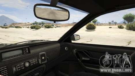 GTA 5 GTA 4 Lokus vista lateral trasera derecha