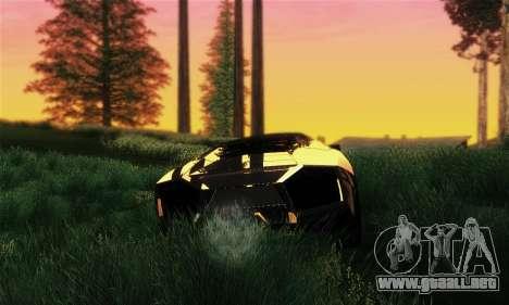 EnbUltraRealism v1.3.3 para GTA San Andreas tercera pantalla