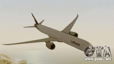 Boeing 777-9x Deutsche Lufthansa para GTA San Andreas