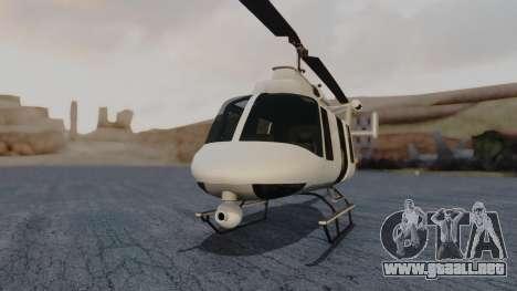 GTA 5 Buckingham Maverick para la visión correcta GTA San Andreas