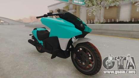GTA 5 Dinka Vindicator SA Light para la visión correcta GTA San Andreas