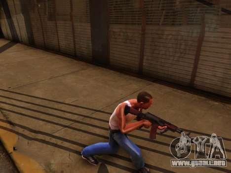 Animación realista de 2016 para GTA San Andreas tercera pantalla
