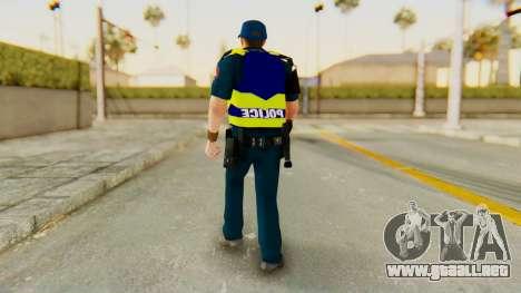 Csher para GTA San Andreas tercera pantalla