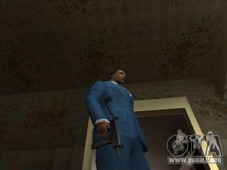 Un conjunto de armas rusas para GTA San Andreas sexta pantalla