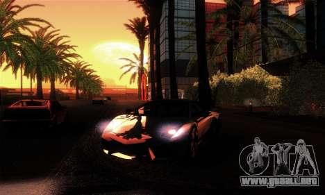 EnbUltraRealism v1.3.3 para GTA San Andreas quinta pantalla