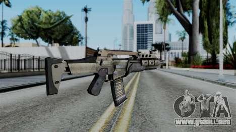 CoD Black Ops 2 - M8A1 para GTA San Andreas segunda pantalla