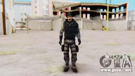The Amazing Spider-Man 2 Game - Soldier para GTA San Andreas segunda pantalla