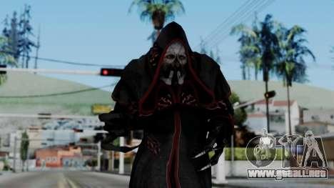 RE4 Monster Right Salazar Skin para GTA San Andreas
