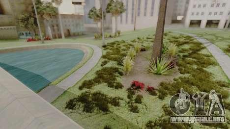 Glenpark HD para GTA San Andreas segunda pantalla