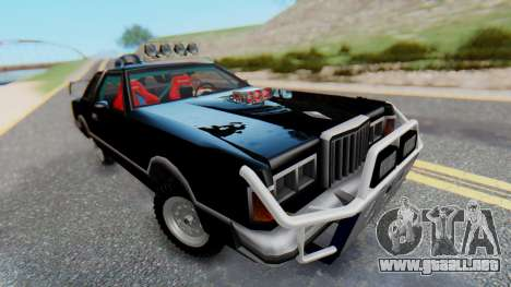 Virgo v3.0 Final para GTA San Andreas